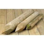 Koka miets, impregnēts 100x2100mm HC4