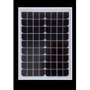 Elektriskā gana saules baterija 10W