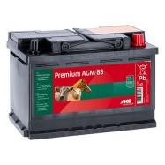 Taaslaetav geelaku Premium AGM 88 Ah