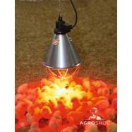 Sildīšanas lampa 21cm, kabeli 5m