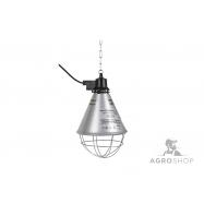 Sildīšanas lampa 21cm, kabeli 5m, enerģijas taupības slēdzi