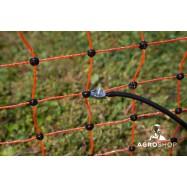 Vārti elektriskā gana tīklam 125cm