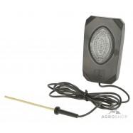 Elektriskā gana sprieguma pazemināšanās indikators AKO LED 3000V