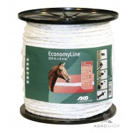 Elektriskā gana virve EconomyLine 8mm 200m