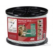 Elektriskā gana virve AKO Premium Ultra 5,5mm 400m