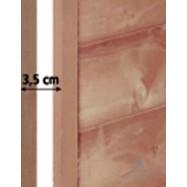 Apsildāma būda vistām NoFrost 146x74x82cm