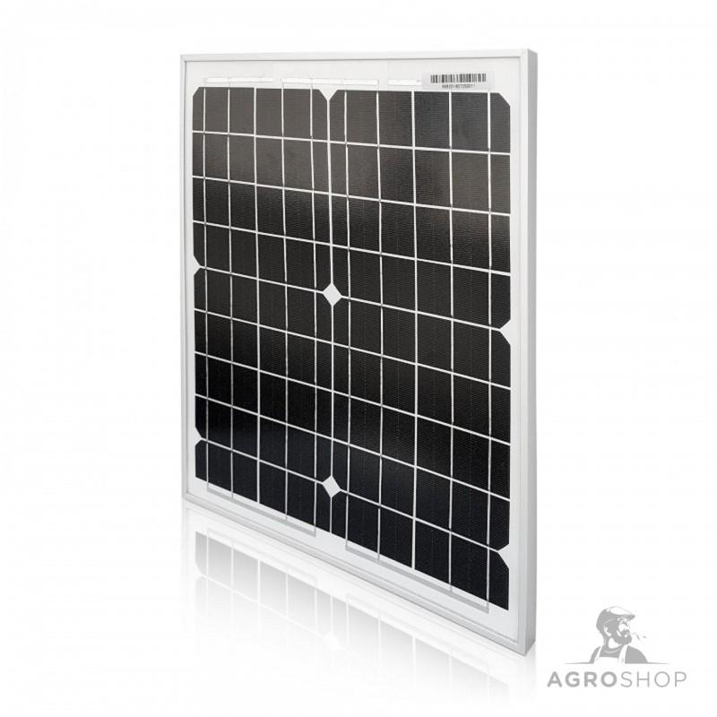 Elektriskā gana saules baterija 20W